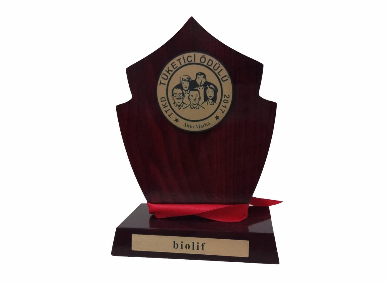 TTKD Tüketici Ödülü